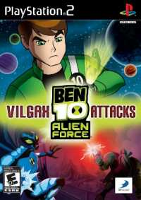 Trucos Ben 10 Alien Force: Vilgax Attacks - Juegos   PS2