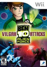 Trucos Ben 10 Alien Force: Vilgax Attacks - Juegos Nintendo Wii