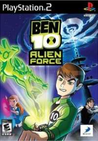 Trucos Ben 10: Alien Force - PS2