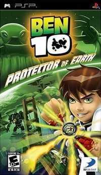 Ben 10 Protector Of Earth [PSP][EUR]