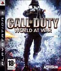 Trucos Call Of Duty: World At War - PS3