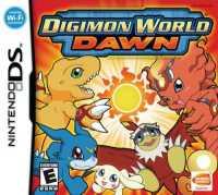 Passwords Digimon World: Dawn - Nintendo DS