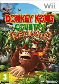 Trucos Donkey Kong Country Returns - Juegos Nintendo Wii