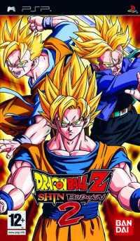 Trucois Dragon Ball Z: Shin Budokai 2 - PSP