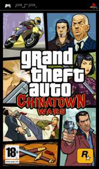 Trucos Grand Theft Auto: Chinatown Wars - Juegos PSP