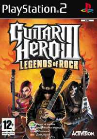 Trucos Guitar Hero 3: Legends of Rock - PS2