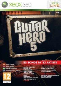 Trucos Guitar Hero 5 - Juegos Xbox 360