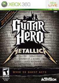 Trucos Guitar Hero: Metallica - Juegos Xbox 360