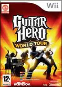 Trucos Guitar Hero: World Tour - Nintendo Wii