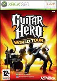 Trucos Guitar Hero: World Tour - Xbox 360
