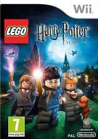 Códigos LEGO Harry Potter Anos 1-4 - Juegos Nintendo Wii