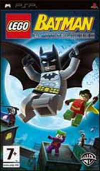 Trucos Lego Batman: El Videojuego - PSP
