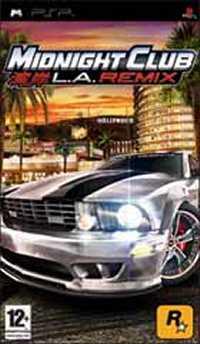 Tricps Midnight Club: LA Remix - PSP