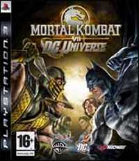 Trucos Mortal Kombat vs. DC Universe - PS3