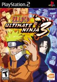 Trucos Naruto Ultimate Ninja 3 - PS2