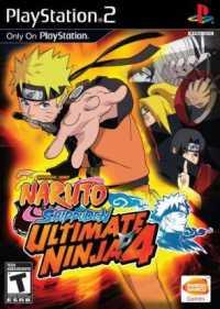 Trucos Naruto Ultimate Ninja 4: Naruto Shippuden - Juegos PS2