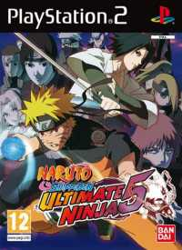 Trucos Naruto Ultimate Ninja 5 - Juegos PS2