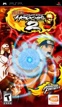 Trucos Naruto: Ultimate Ninja Heroes 2: The Phantom Fortress - PSP