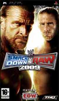 Trucos WWE SmackDown! vs. RAW 2009 - PSP