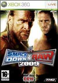 Trucos WWE SmackDown! vs. RAW 2009 - Xbox 360