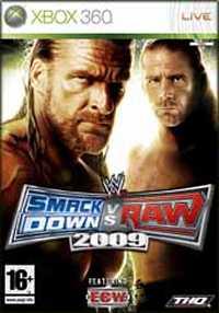 Trucos WWE SmackDown! vs. RAW 2009 - Xbox 360