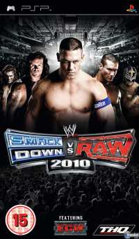 Trucos de WWE SmackDown vs. Raw 2010 - Juegos PSP