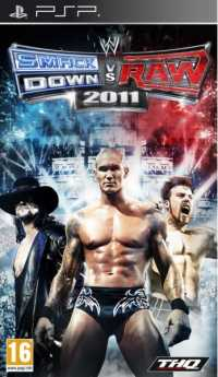 Trucos WWE SmackDown vs. RAW 2011 - Juegos PSP