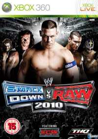 Trucos WWE SmackDown vs. RAW 2010 - Juegos Xbox 360