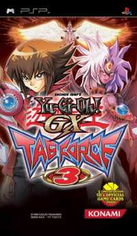 Trucos Yu-Gi-Oh! Duel Monsters GX: Tag Force 3 - PSP